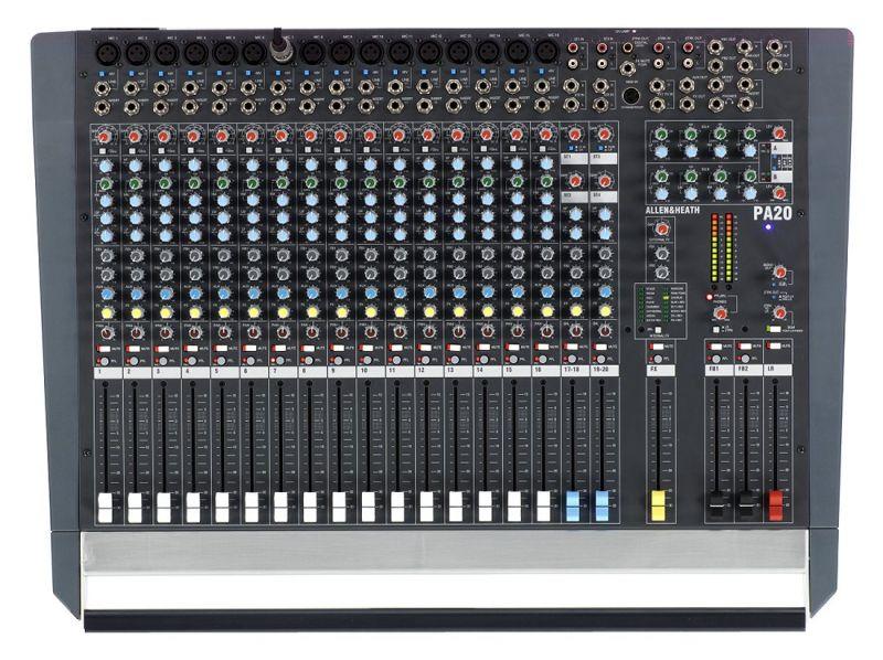 Full wave - Console de mixage amplifiee ...